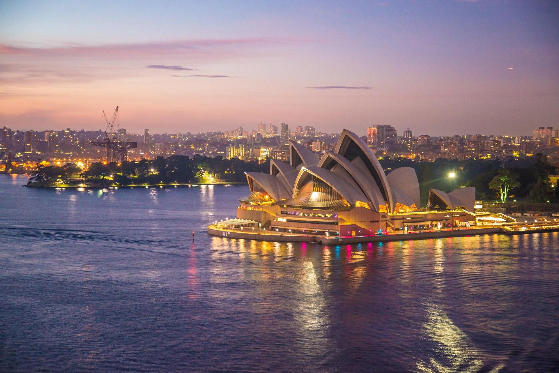 Opera, Sydney, nie bądźcie obojętni