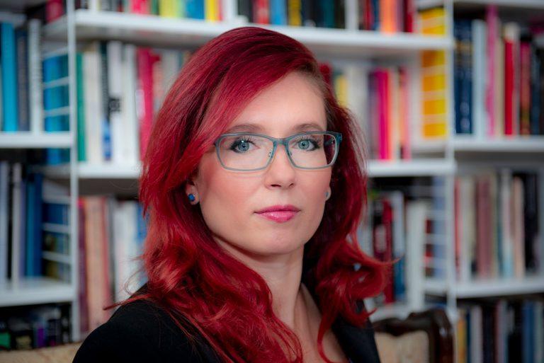 Profesor Dominika V. Polańska,Photo: Miguel Vergara